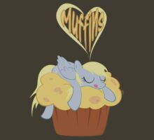 I Heart Muffins by nopps