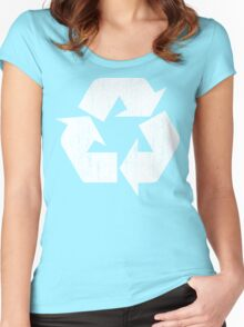 Earth Day Women's Fitted Scoop T-Shirt