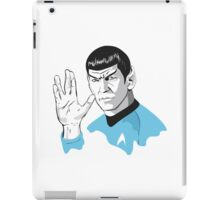 Star Trek Spock  iPad Case/Skin