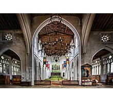 St. John, Thaxted Photographic Print