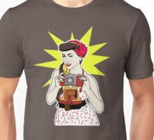 Pin Up Unisex T-Shirt