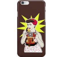 Pin Up iPhone Case/Skin