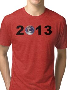 Earth Day 2013 Tri-blend T-Shirt