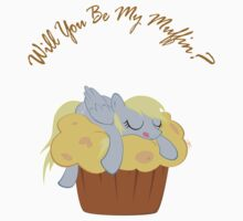 Will You be My Muffin Kids Clothes