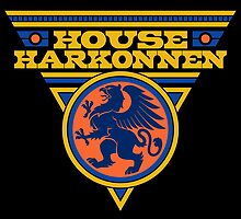 Dune HOUSE HARKONNEN by Red-Ape