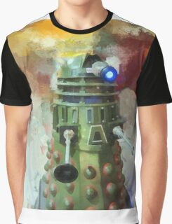 Dalek invasion of Earth, AD 2013 Graphic T-Shirt