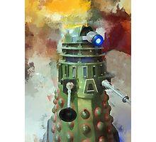 Dalek invasion of Earth, AD 2013 Photographic Print