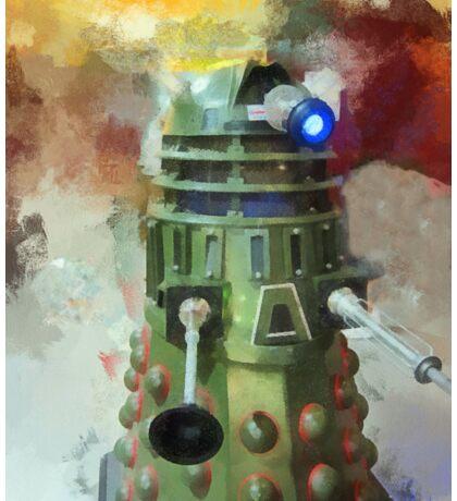 Dalek invasion of Earth, AD 2013 Sticker