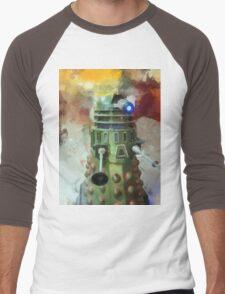Dalek invasion of Earth, AD 2013 Men's Baseball ¾ T-Shirt