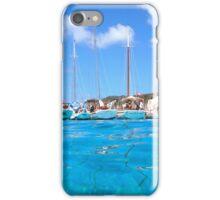 West Indies Regatta Raft Up iPhone Case/Skin