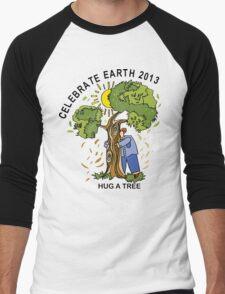Celebrate Earth Day 2013 Men's Baseball ¾ T-Shirt