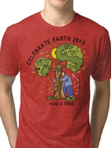 Celebrate Earth Day 2013 Tri-blend T-Shirt