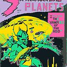 Strange Planets #9 by Jesse Andrew
