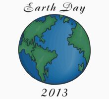 Earth Day 2013 One Piece - Short Sleeve