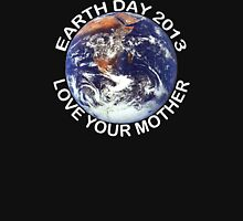 Earth Day 2013 Love Your Mother Womens Fitted T-Shirt