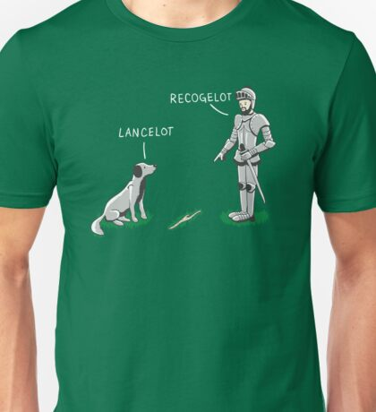 Lancelot Unisex T-Shirt