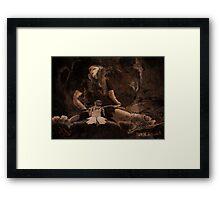 ragdoll 13 Framed Print