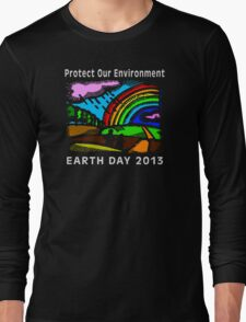 Earth Day 2013 Long Sleeve T-Shirt