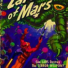 Lars of Mars #1 by Jesse Andrew