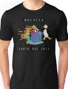 Earth Day 2013 Recycle Unisex T-Shirt