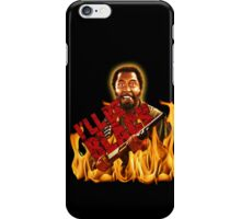 I'll Be Black! iPhone Case/Skin
