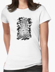 INK-TER-MIN-ATE! Womens T-Shirt