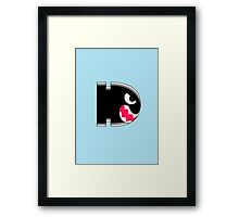 Bullit Bill Framed Print