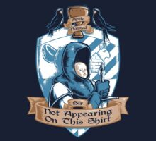 The Aptly Named Sir Not Appearing On This Shirt by Nathan Davis
