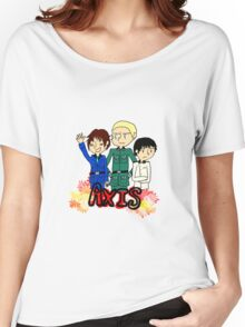 Hetalia Axis Women's Relaxed Fit T-Shirt
