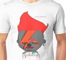 Bhaloidam Homage to Aladdin Sane Unisex T-Shirt