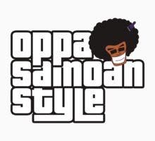 Oppa Samoan Style by polynestik
