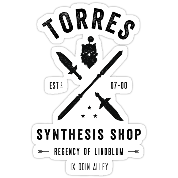 Torres Synthesis Shop by Marc Junker