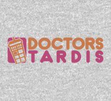 Doctors Tardis Baby Tee