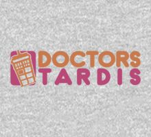 Doctors Tardis One Piece - Short Sleeve