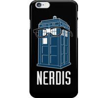 N.E.R.D.I.S iPhone Case/Skin