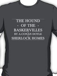 Hound of the Baskervilles T-Shirt
