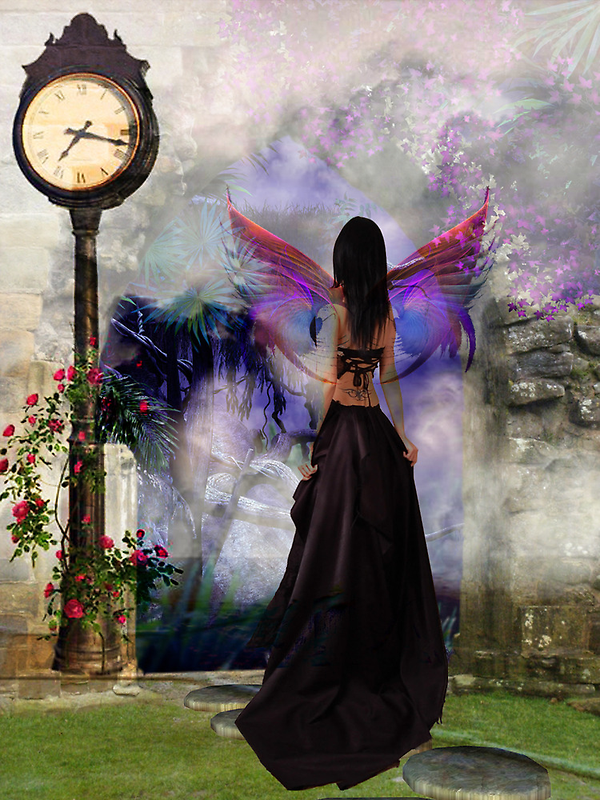 TIME FOR ME TO FLY by Tammera