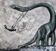 Dino Swing by Ellen Marcus