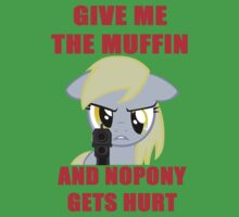 Derpy Wants Her Muffin One Piece - Short Sleeve