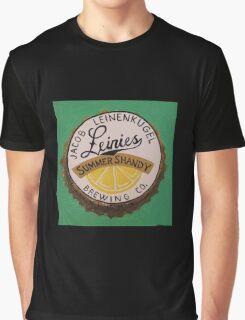 Summer Shandy bottle cap Graphic T-Shirt