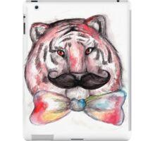 Smart Tiger iPad Case/Skin