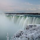 Niagara Falls in winter! by vasu