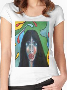 Dream II Women's Fitted Scoop T-Shirt