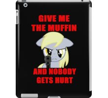 Derpy Wants Her Muffin iPad Case/Skin