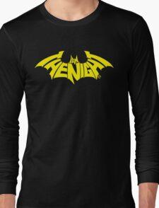 I Am The Night (Yellow) Long Sleeve T-Shirt