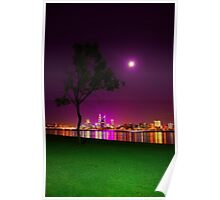 South Perth Foreshore 01 Poster