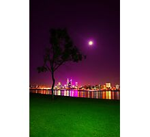 South Perth Foreshore 01 Photographic Print
