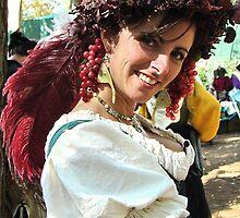 Renaissance Maiden by Gail Jones