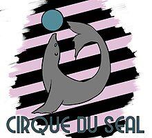 Cirque Du Seal by CatAstrophe