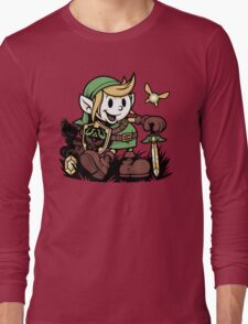 Vintage Link Long Sleeve T-Shirt